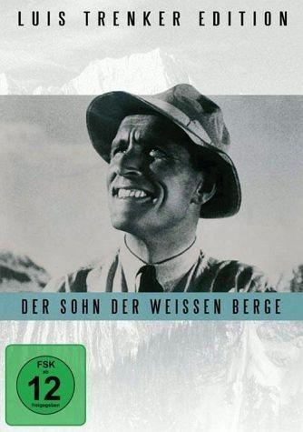 DVD »Luis Trenker Edition - Sohn der weißen Berge«