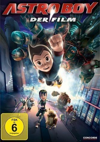 DVD »Astro Boy - Der Film«