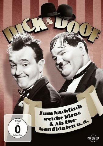 DVD »Dick & Doof - Zum Nachtisch weiche Birnen &...«