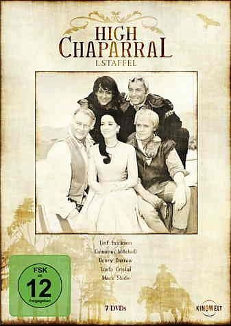 DVD »High Chaparral - 1. Staffel (7 Discs)«