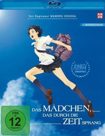 Blu-ray »Das Mädchen, das durch die Zeit sprang, 1 Blu-ray«