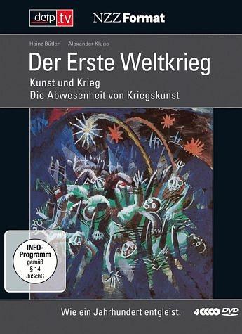 DVD »Der Erste Weltkrieg - Kunst und Krieg / Die...«