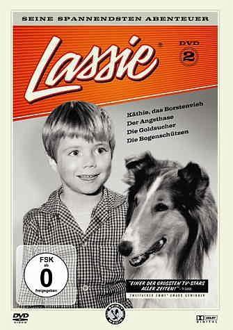 DVD »Lassie 2«