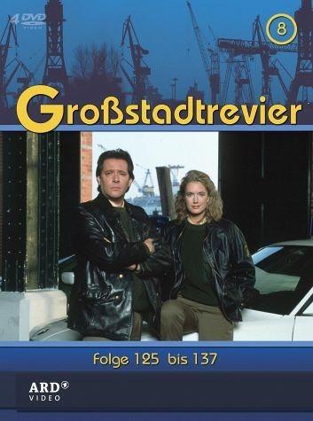DVD »Großstadtrevier - Box 08, Folge 125 bis 137 (4...«