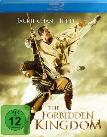 Blu-ray »Forbidden Kingdom«