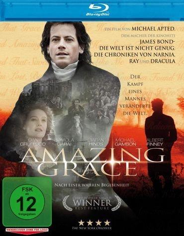 Blu-ray »Amazing Grace«