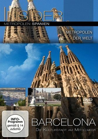DVD »Insider - Metropolen Spanien: Barcelona«