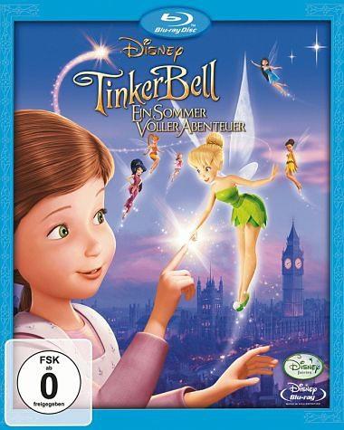 Blu-ray »TinkerBell - Ein Sommer voller Abenteuer«