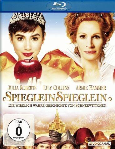 Blu-ray »Spieglein Spieglein - Die wirklich wahre...«