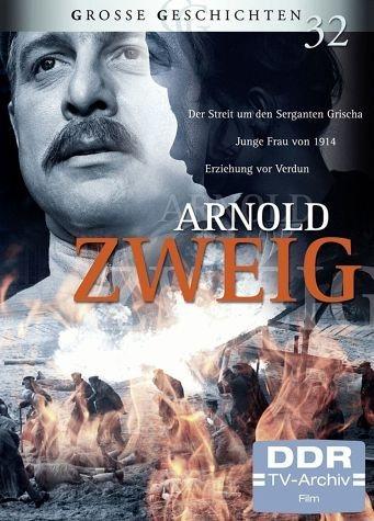 DVD »Arnold Zweig - Große Geschichten 32 (7 Discs)«