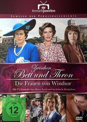 DVD »Zwischen Bett und Thron - Die Frauen von...«