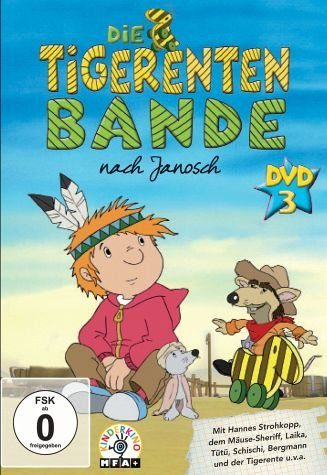 DVD »Die Tigerentenbande - DVD 03«