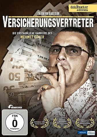 DVD »Versicherungsvertreter - Die erstaunliche...«