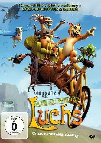 DVD »Schlau wie ein Luchs«