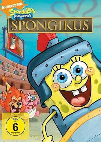 DVD »SpongeBob Schwammkopf - Spongikus«