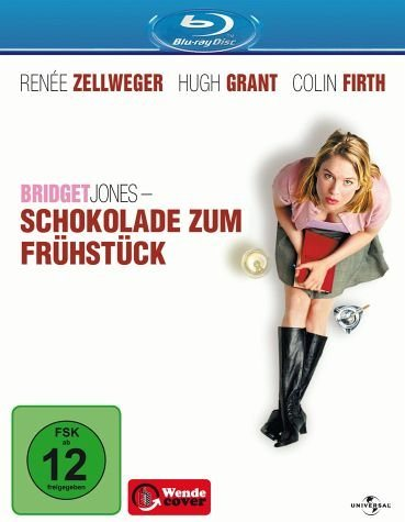 Blu-ray »Bridget Jones - Schokolade zum Frühstück«