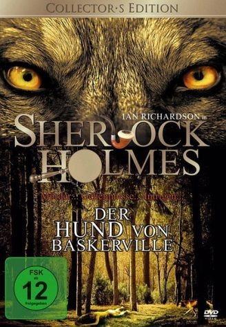 DVD »Sherlock Holmes - Der Hund von Baskerville«