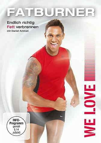 DVD »We Love - Fatburner«