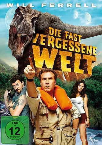 DVD »Die fast vergessene Welt«