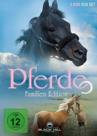 DVD »Pferde - Familien Edition (3 Discs)«