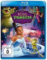 Blu-ray »Küss den Frosch (Blu-ray Disc)«