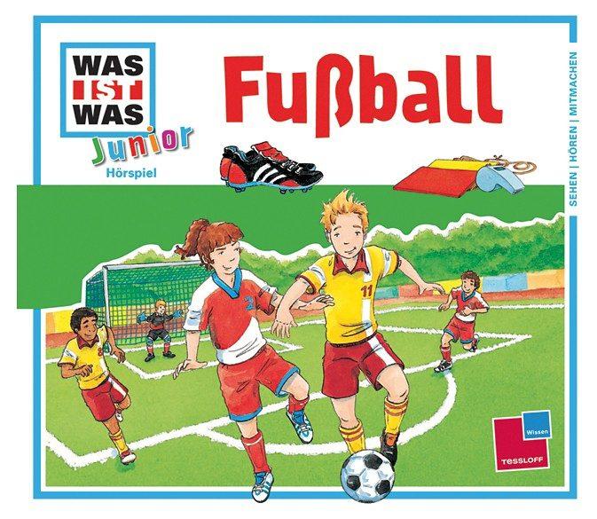 Universal Music GmbH CD Was ist Was Junior 12 - Fußball
