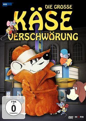 DVD »Die große Käseverschwörung«