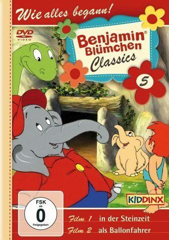 DVD »Benjamin Blümchen - Classic Serie, Folge 5: in...«