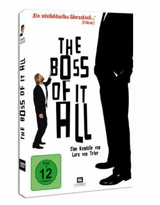 DVD »The Boss of it all, 1 DVD«