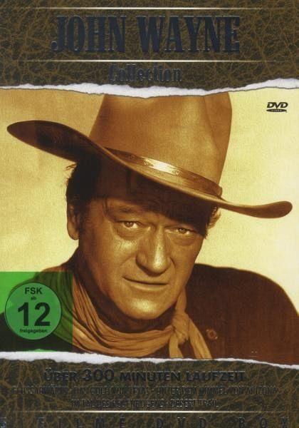 DVD »John Wayne Collection (5 Discs)«