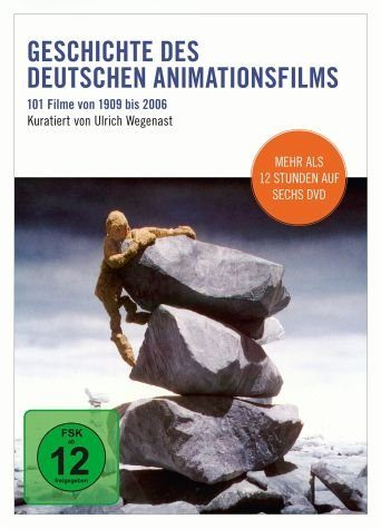 DVD »Geschichte des deutschen Animationsfilms (6...«