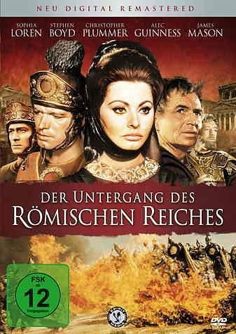 DVD »Der Untergang des Römischen Reiches (Einzel-DVD)«