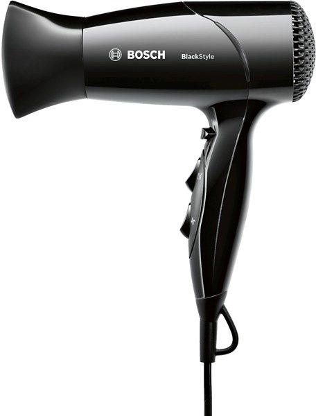 Bosch, Haartockner, PHD2511B BlackStyle Dry&Style, 1800 Watt in schwarz