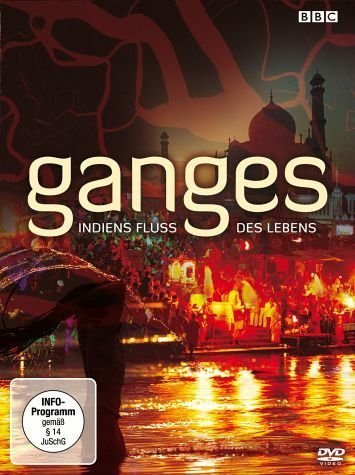 DVD »Ganges - Indiens Fluss des Lebens«
