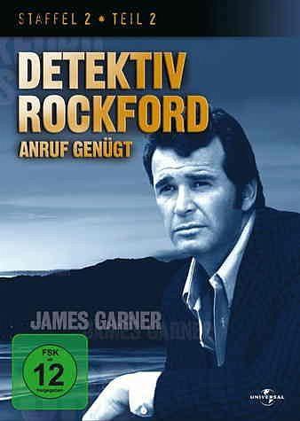 DVD »Detektiv Rockford - Staffel 2.2 (3 Discs)«