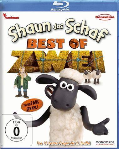 Blu-ray »Shaun das Schaf - Best of Zwei«