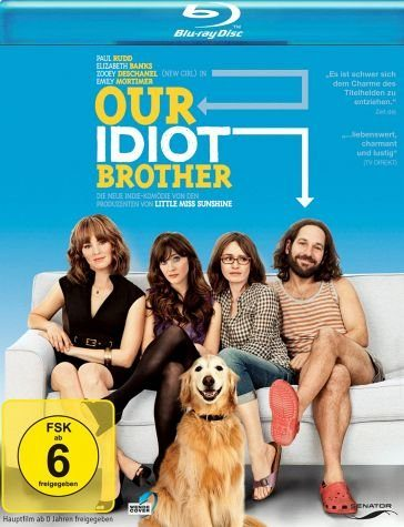Blu-ray »Our Idiot Brother«