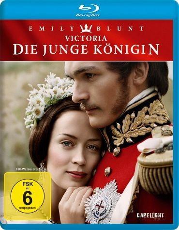 Blu-ray »Victoria, die junge Königin«