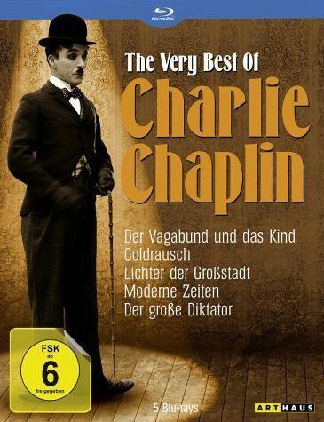 Blu-ray »Charlie Chaplin - The Very Best of Charlie...«