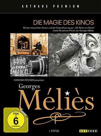 DVD »Georges Méliès - Die Magie des Kinos (2 Discs,...«
