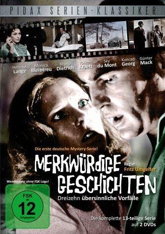 DVD »Merkwürdige Geschichten - Dreizehn...«