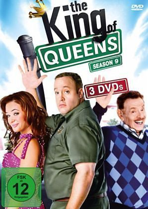 DVD »The King Of Queens - S.9«
