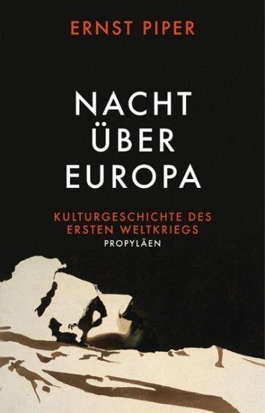 Gebundenes Buch »Nacht über Europa«