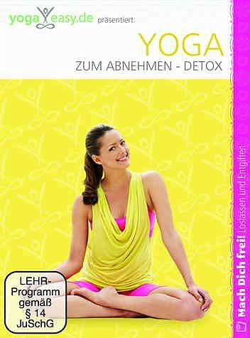 dvd yoga easy yoga zum abnehmen detox kaufen otto. Black Bedroom Furniture Sets. Home Design Ideas
