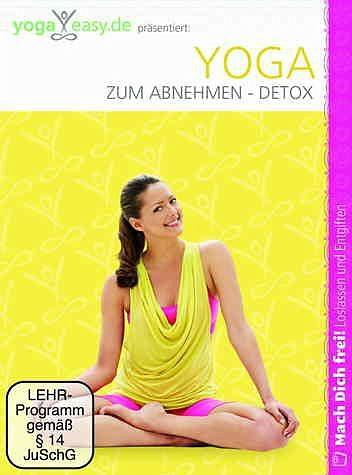 DVD »Yoga Easy - Yoga zum Abnehmen - Detox«