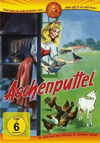 DVD »Aschenputtel«