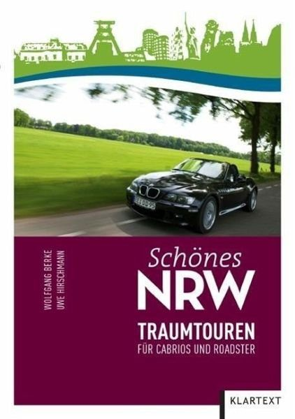 Broschiertes Buch »Schönes NRW: Traumtouren«