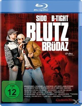 Blu-ray »Blutzbrüdaz«