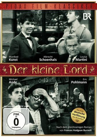 DVD »Der kleine Lord«