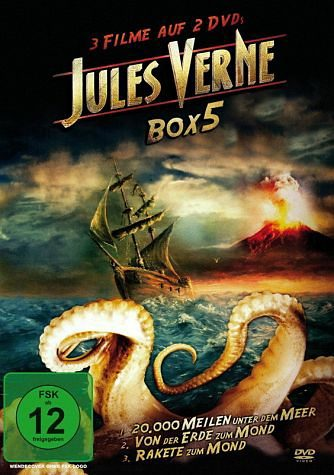 DVD »Jules Verne Box 5 (2 Discs)«